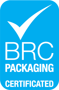 BRC Packaging Certificated label
